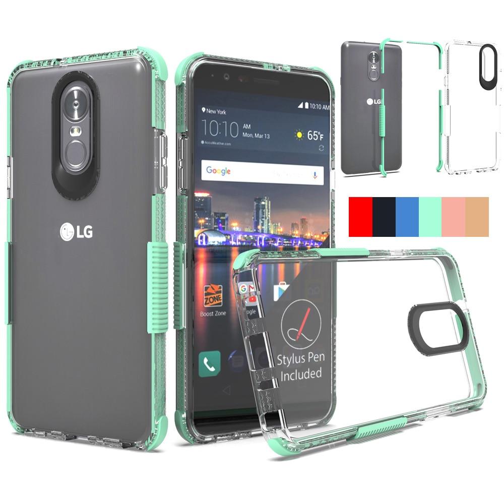 For LG Stylo 4/Q Stylus Plus Q710MS Case Ultra Slim