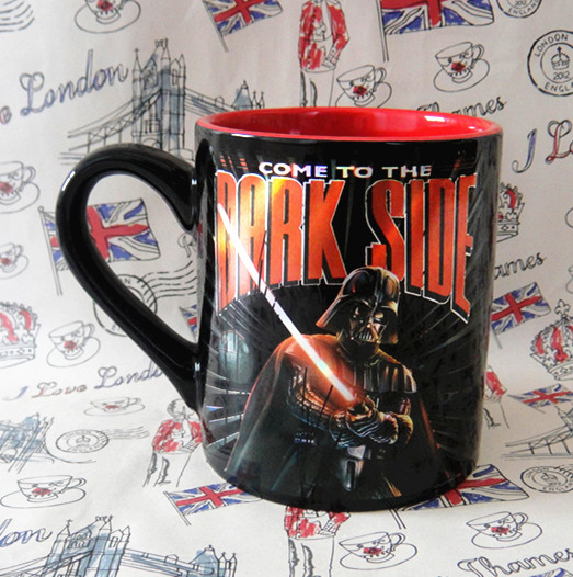 Star Wars Darth Vader come to <font><b>dark</b></font> <font><b>side</b></font> <font><b>ceramic</b></font> coffee milk tea breakfast cartoon cup movie cup <font><b>mug</b></font> drinkware LIMITED EDITION