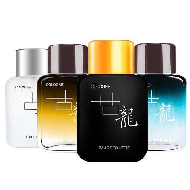 50ml MayCreate Men Perfumed Air Fragrance Fashion Mini Perfumed Bottle Portable Long Lasting Pure Men's Cologne Perfumed Men  1