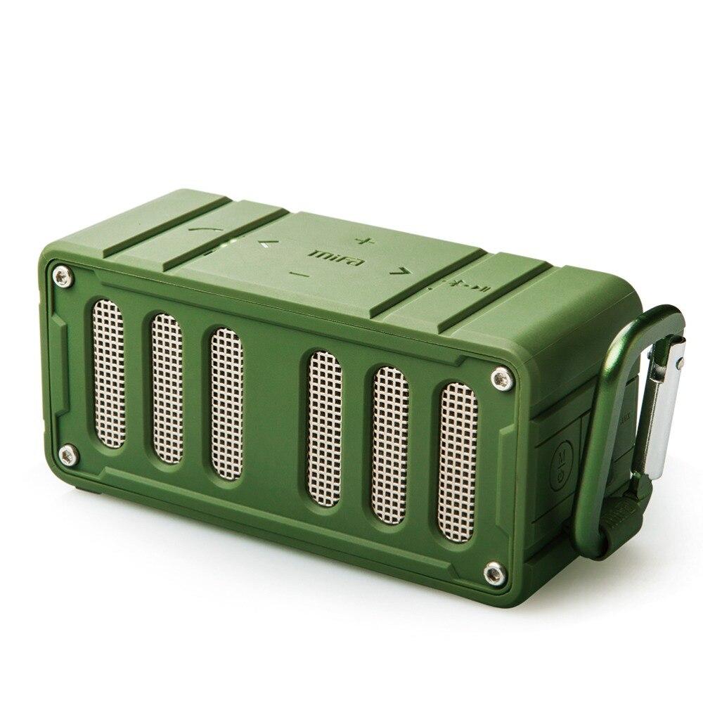 NFC MIFA - F6 Bluetooth Speaker Wireless Stereo Loudspeakers Super Bass HIFI degree Lossless Musics Play for Phone computer