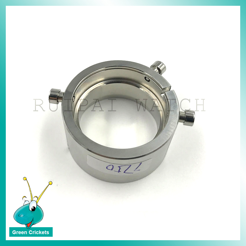 Professional repair watch tool Stainless Steel Watch Movement Holder For ETA <font><b>7750</b></font> 7751 7753 movment image