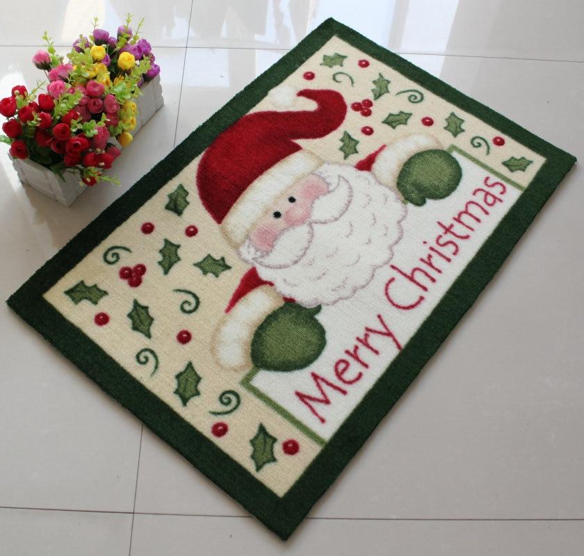 frohe weihnachten dekoration cartoon teppich fußmatte Schlafzimmer ...
