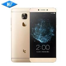 Новый Пусть V LeEco 2X520 Le 3 ГБ RAM 32 ГБ ROM Dual SIM 5.5 inch Octa ядро Snapdragon 652 Android 16MP LTE Отпечатков Пальцев Мобильный телефон