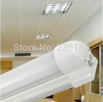 2ft LED <font><b>Tube</b></font> <font><b>T8</b></font> 600mm 10W AC85-265V LED Bar Lights 2835SMD LED Light Cold White Warm White with <font><b>bracket</b></font> mounted Wall Lamps image