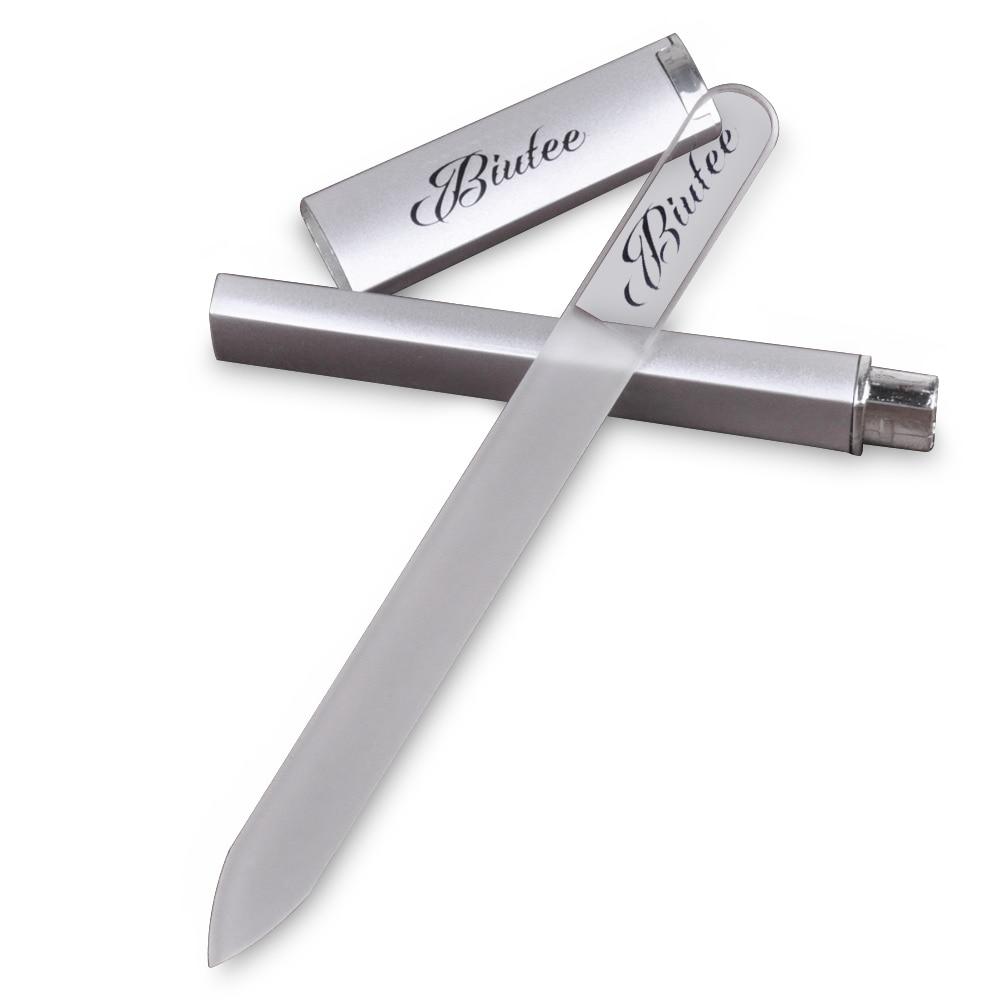 Pro Biutee Nagelvijl Manicure Apparaat Tool Duurzaam Kristalglas Nail - Nagel kunst