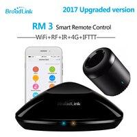 Broadlink RM3 RM 프로 미니 3 블랙 콩 스마트 홈 자동화 범용