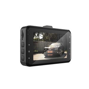 Image 3 - 3 אינץ IPS צבע מלא 1080 P HD מקליט לרכב Dvr מצלמה אוטומטי Rearview מראה דיגיטלי וידאו מקליט כפולה עדשת RGB תצוגת 4 עדשה