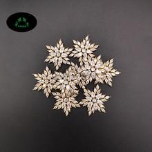 دلايات الزركون لصنع المجوهرات دلايات الكريستال 10 قطعة قلادة دلاية النجوم ندفة الثلج دلايات للنساء دلايات الزركون الجميلة