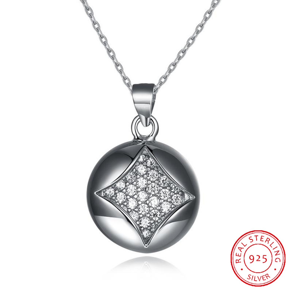 European and American Style 925 Sterling Silver Stars Diamond Pendant Necklaces for Women Link Chain Fine Jewelry Geometric formEuropean and American Style 925 Sterling Silver Stars Diamond Pendant Necklaces for Women Link Chain Fine Jewelry Geometric form
