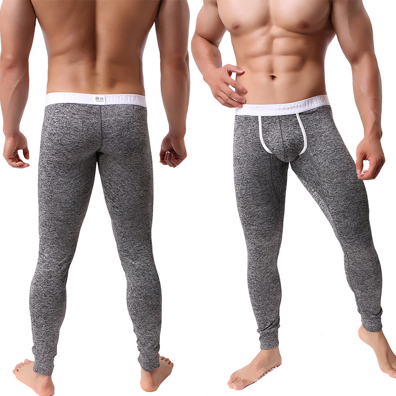 Winter Underwear Winter Warm Men Long Johns  Men Thermal Underwear Men Thermal Pants Brand Male Outdoors Thermals(China)