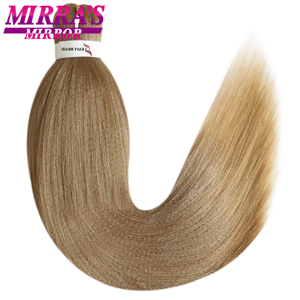 Mirra's Mirror Colored Easy Braiding Hair Extensions 20