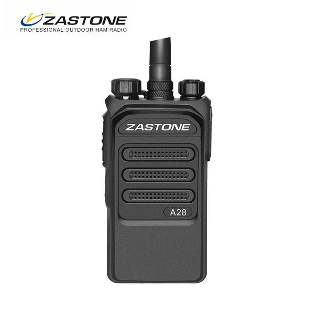 Zastone A W Professionnel Longue Portée Talkie Walkie Km UHF - Talkie walkie longue portée