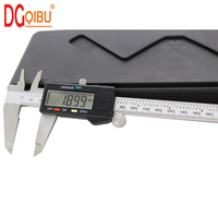 200mm Electronic Digital Vernier Caliper Stainless Steel Rule Gauge Micrometer Paquimetro Messschieber LCD Measuring Tool