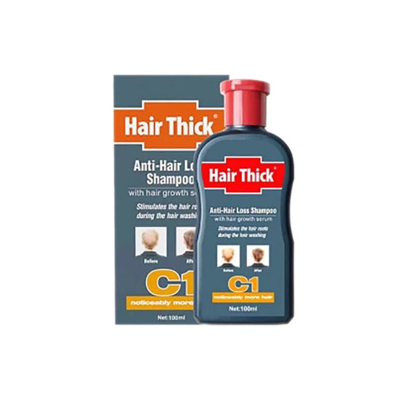 100ml Anti-Hair Loss Shampoos Hair Thicken Treatment Oil Control Anti Dandruff Itch Hair Care