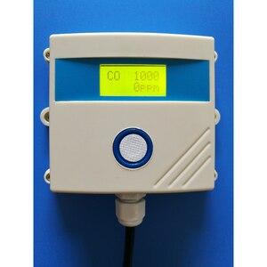Image 2 - Передатчик системы сигнализации, высокоточный электрохимический датчик угарного газа CO 0 ~ 5 в 4 ~ 20 мА RS485 MODBUS RTU