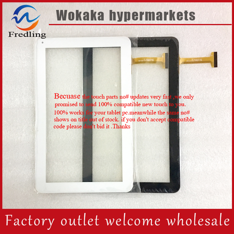 New For DH 1049A1 PG FPC169 10 1 inch Tablet PC Capacitive Touch Screen Panel Digitizer