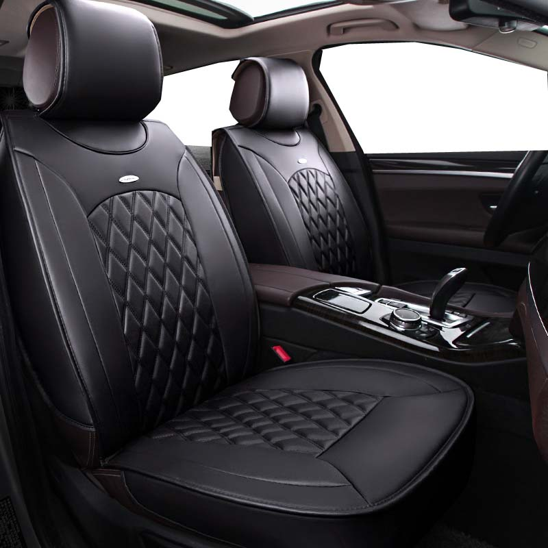 High Quality Special leather car seat cover for Nissan All Models Qashqai Note Teana Tiida Almera