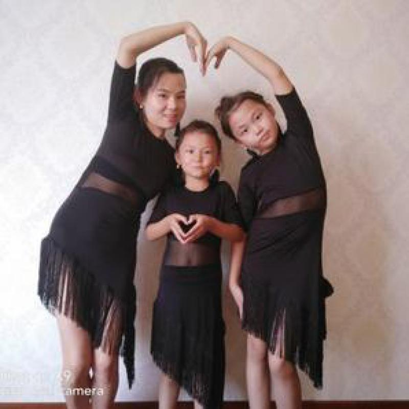 Girls discount Tassel Dance