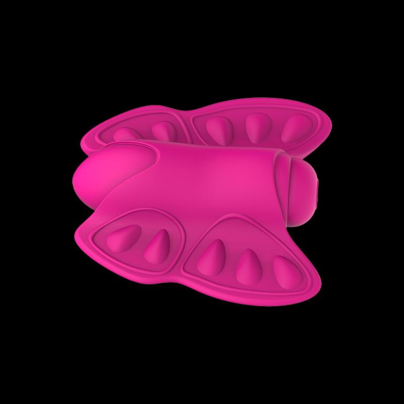 Nalone Madam Silicone Mini Butterfly Vibrator Clitoral -4971