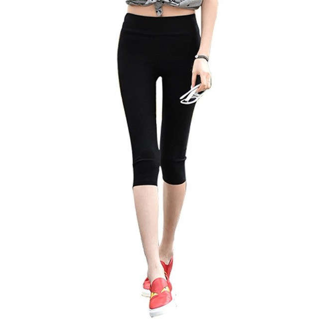 Lady-t-capris-fille-S-M-L-grande-taille -pantalons-courts-femmes-sexy-leggings-mince-crayon.jpg 640x640.jpg 649432761ac