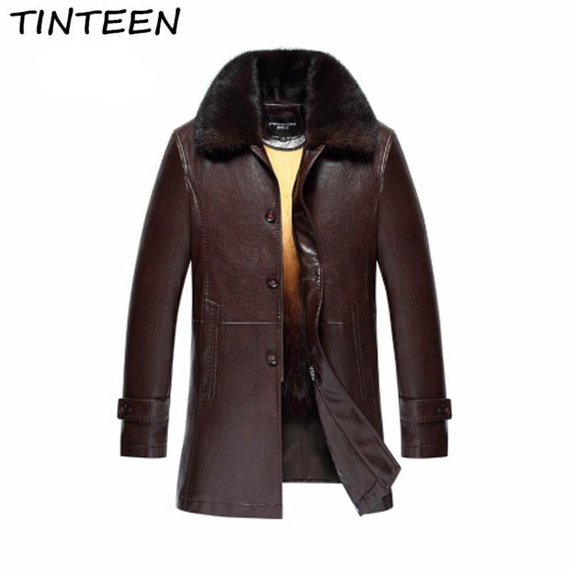 7b97630cef In-pelle-da-uomo-in-pelle -lungo-cappotto-di-pelliccia-pap-di-modo-di-usura-giacca.jpg