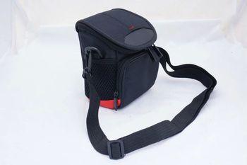 Funda para cámara negra para Canon Powershot SX530 HS X520 SX410 IS...