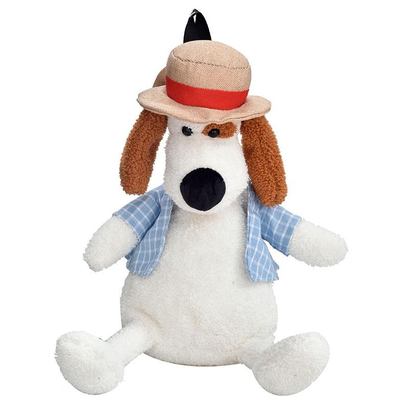 Kawai Mädchen Plüsch Puppe Hund Tasche Weiche Plüsch Spielzeug Puppe Einzelnen Schulter Tragbare Ente Tasche Lolita Geschenk Crossbody-tasche Für Mädchen Jade Weiß Kinder- & Babytaschen Gepäck & Taschen