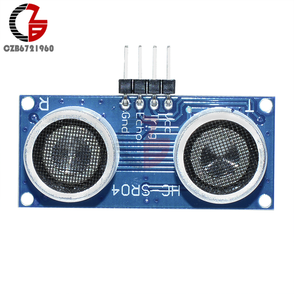 High Operating Voltage 3V-5.5V HC-SR04 HC-SR04-P Ultrasound Module Ultrasonic Distance Measuring Sonar Sensor For Arduino серьги коюз топаз серьги т101027762