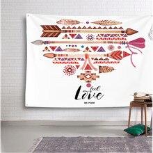 Tapestry Hanging Cloth Background Tapiz Tapisserie 3D Printing Do Not Fade Wandtapijten Wall Decor Tapecaria Macrame Wall Tentur