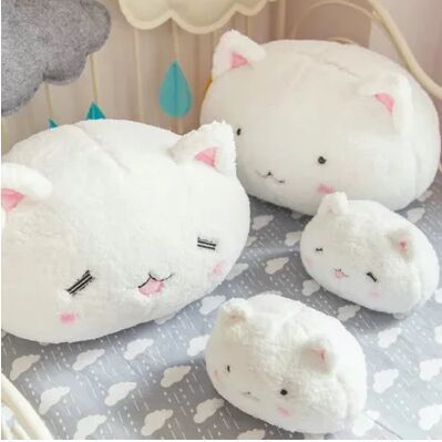 Tippy Rabbit Cute Face Doll Baby Sleeping Comforting Plush Stuffed Bed Sofa Decoration Toys Xams Gift Dash Pillow Cushion 50cm cute plush toy kawaii plush rabbit baby toy baby pillow rabbit doll soft children sleeping doll best children birthday gift