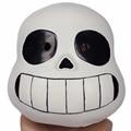 Xcoser Undertale Без Шлема Полный Глава Маска Косплей Ужасы Реквизит для Хэллоуина