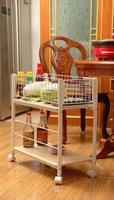 Meubels. plank. keuken ontvangen frame. cosmetica ontvangen frame. de maaltijd kant rack. Snacks