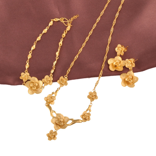 Online Buy Wholesale 24 k gold jewelry from China 24 k gold