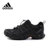 Новое оригинальное поступление Adidas TERREX SWIFT для мужчин's треккинговые ботинки открытый спортивные дышащие кеды прогулочная спортивная обувь
