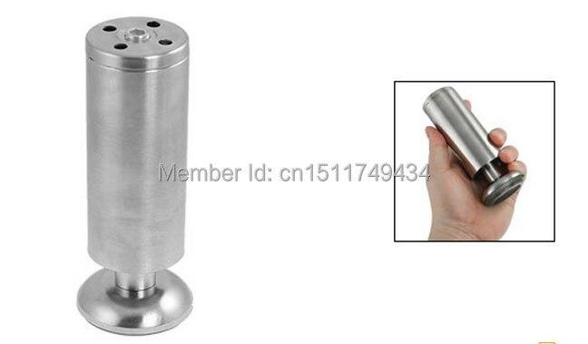 furniture rubber base 38mm x 120mm adjustable feet table leg 2pcschina