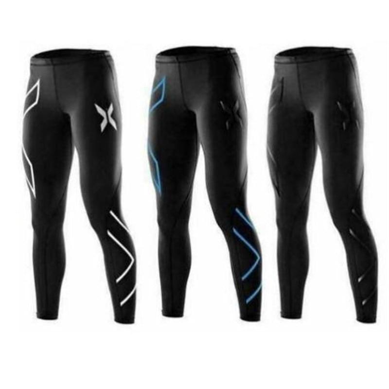 2018 Spring Fashion Fitness Legging Harajuku Print Sportswear Leggings For Sexy Woman Athleisure Female Pants Trousers Women 2xu