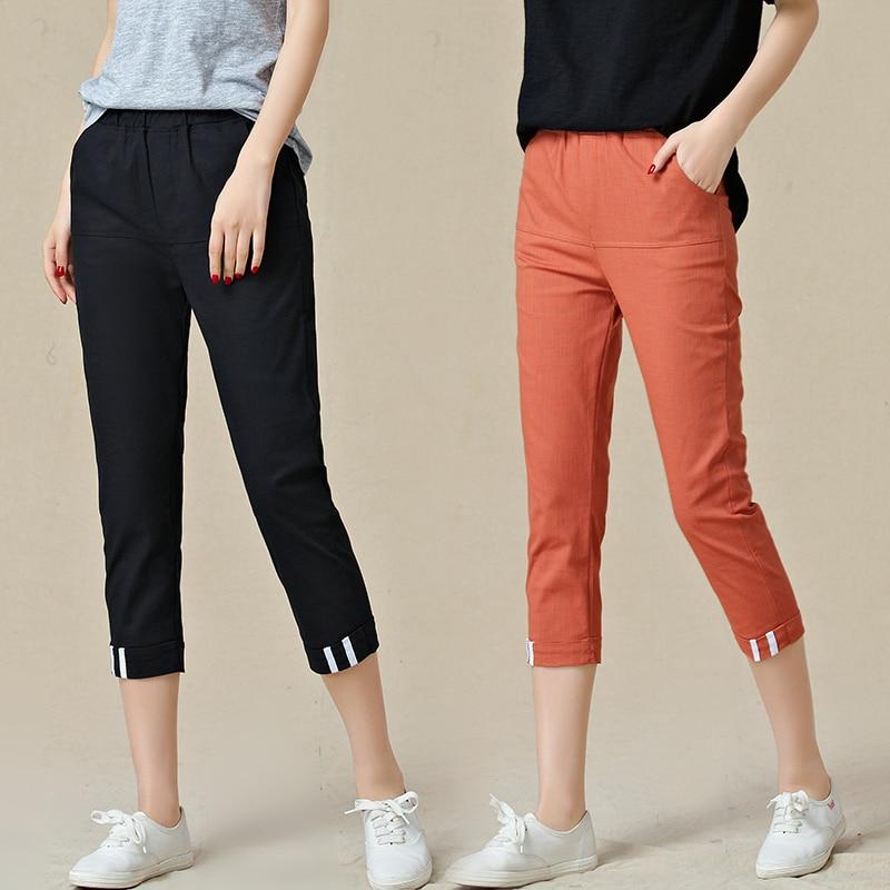 Popular Orange Linen Pants-Buy Cheap Orange Linen Pants lots from ...
