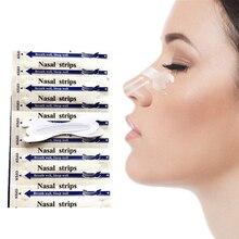 6000 шт = 200 коробок(66x19 мм) продукты для здоровья Harmony life breathe right snore aid носовые полоски