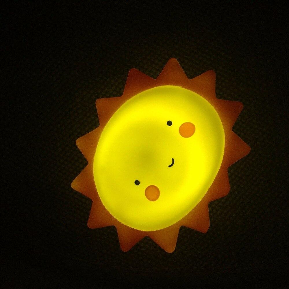 Luzes da Noite para a sala do miúdo Geração de Energia : Mudar