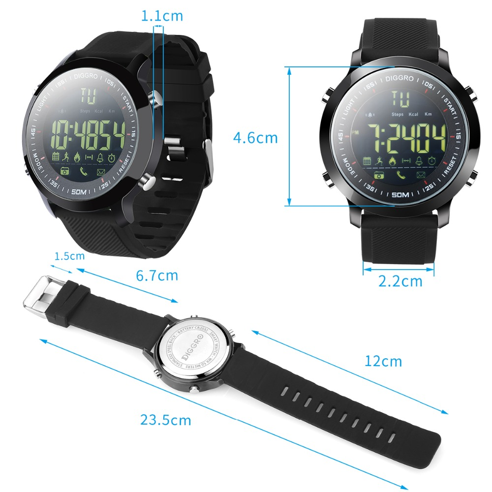 6a6f136b37 このスマート時計は電子時計の外観が機能のスマートウォッチ、感じさせるノスタルジックなとあなたの健康的な生活。 ミネラルクリスタルガラスと 316L  ステンレス時計 ...