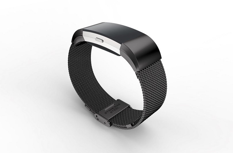 For Fitbit charge2 bracelet smart bracelet charge2 stainless steel strap Milanis magnetic wristband