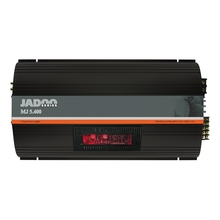 Усилитель MYSTERY MJ5.400 (5-канальный усилитель, 4х60 Вт + 1x160 Вт RMS(4 Ом), 4х150 Вт + 1x600 Вт RMS(2 Ом), MOSFET серия Jadoo, класс AB)
