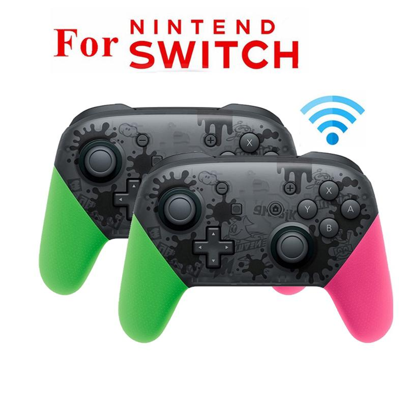 Video Games New 1pc/2pcs Wireless Bluetooth Controller For Nintend Switch Pro Host Vibration Gamepad Console Joystick For Ns Switch Pro Durable In Use