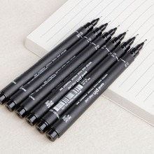 6PCS New Portable Drawing Ultra Fine Line Pen Good Chemical Resistant High Quality Art Markers Hot Sale