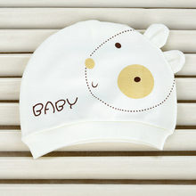Newborn Photography Accessories Autumn Baby Hat Warm Cotton Toddler Cap Kids Girl Boy Hats Baby Bonnet Kids Hat Dropship*15(China)