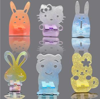 Silicone Mold Mobile support mold Resin Silicone Mould handmade DIY Craft Jewelry Making epoxy resin molds 2019 new multi function storage mobile phone holder pen holder silicone clay mould epoxy resin decorative craft diy clay molds