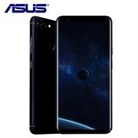 Asus Zenfone Max Plus (M1) X018DC ZB570TL мобильный телефон 5,7 дюймов 32 ГБ Встроенная память Octa Core 3 камеры Android 4130 7,0 мАч смартфон