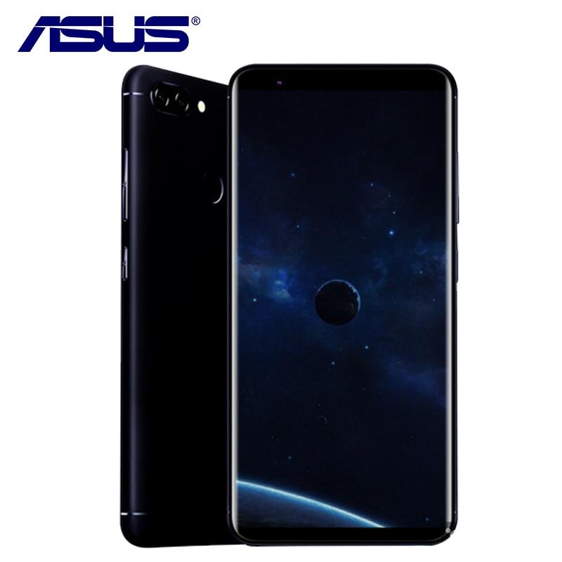 Asus Zenfone Max Plus (M1) x018DC ZB570TL Mobiele Telefoon 5.7 inch 32 gb ROM Octa Core 3 Camera Android 7.0 4130 mah Smartphone