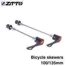 1 пара винт велосипедный в шампурах 9 мм 5 мм Сверхлегкий 95 г эксцентрик 100 135 Дешевый надежный мост для MTB дорожный велосипед DH