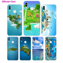 Silicone Case Super Mario world for Huawei P Smart 2019 Plus P30 P20 P10 P9 P8 Lite Mate 20 10 Pro Lite Nova 3i Cover купить недорого в Москве